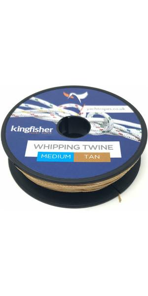 Ficelle à fouet à ordures Kingfisher Tan WTTB
