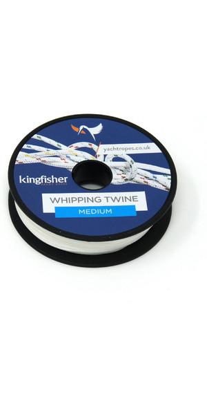 Ficelle à fouetter à ordures Kingfisher blanc, WTWB