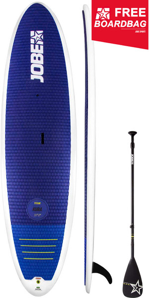 "2019 Jobe Titan Kura 10'6 ""Stand Up Paddle Board Inc. 3-teiliges Fiberglas-Paddel & Boardbag 486617002"