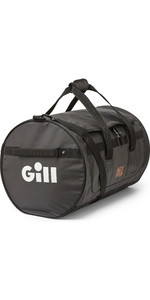 2019 Gill Tarp Barrel Bag 60L Black L083