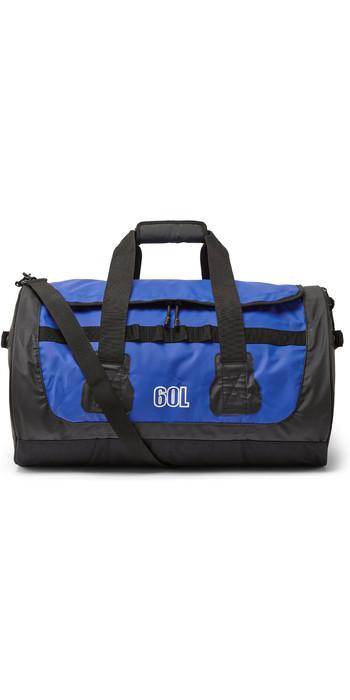 2021 Gill Tarp Barrel Bag 60L Blue L083