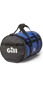 2021 Gill Tarp Barrel Bag 60L Blue L083