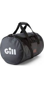 2021 Gill Tarp Barrel Bag 40L Black L084
