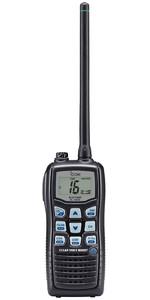 2019 ICOM M35 Vandtæt Håndholdt VHF Radio VHF0151