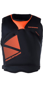 2020 Magic Marine Impact Pro Buoyancy Aid Black 160115