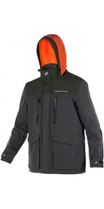 2020 Magic Marine Herren Brand 2-Lagen-Segeljacke Graphite 190001849