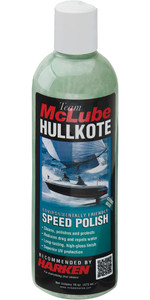 Mclube Hullkote Speed Polish-pint 7880
