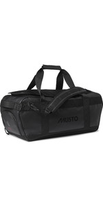 2020 Musto 50L Duffel Bag - Black 86003