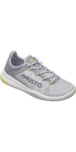 2021 Musto Dynamic Pro II Adapt Chaussure De Voile 82027 - Platine