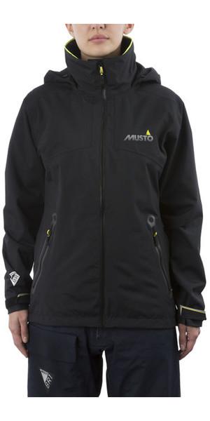 2019 Musto Womens BR1 Inshore Jacket Black SWJK016