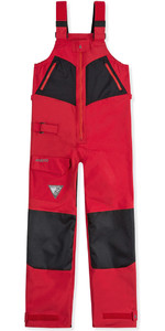 2020 Musto Womens BR2 Offshore Sailing Trousers True Red SWTR010