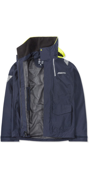 2019 Musto BR2 Coastale jas heren True Navy SMJK055