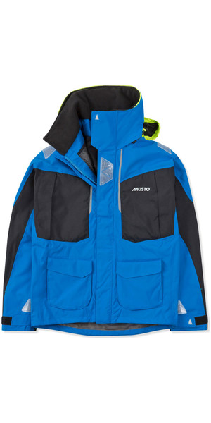 2019 Musto BR2 offshorebroek heren Brilliant Blue / Black SMJK052