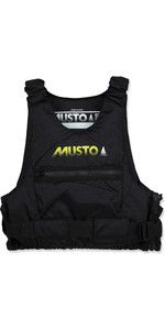 2019 Musto Junior Championship Buoyancy Aid Black SUAC024