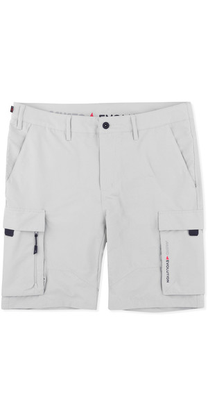 2019 Musto Mens Deck UV Fast Dry Shorts Platinum EMST013
