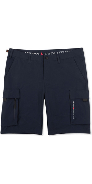 2019 Musto Mens Deck UV Fast Dry Shorts True Navy EMST013
