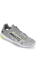 2020 Musto Dynamic Pro II Adapt Chaussure De Voile 82027 - Platine