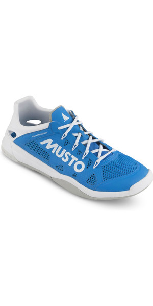 2018 Musto Dynamic Pro II Sailing Shoe Brilliant Blue FUFT006