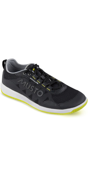 2019 Musto Dynamic Pro Lite Sailing Shoes Negro FUFT015