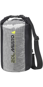 2020 Musto Essential 20l Dry Bag Black Aubl004