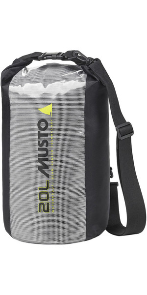 2019 Musto Essential 20L Dry Bag Negro AUBL004