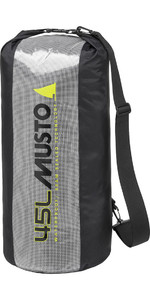 2019 Musto Essential 45L Dry Bag Nero AUBL002
