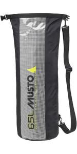 2019 Bolsa Dry Musto Essential 65L Preto AUBL001