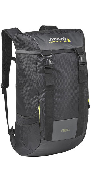 2018 Musto Essential Backpack 45L Black AUBL219