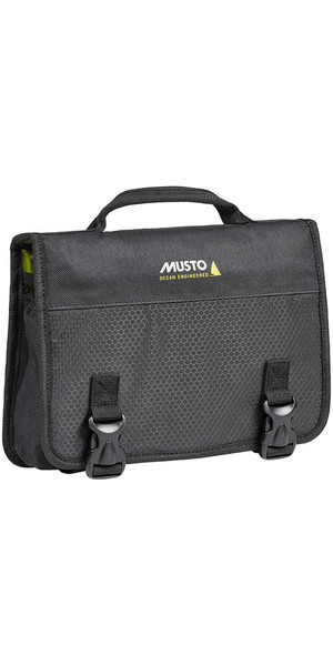 2019 Musto Essential Washbag negro AUBL223