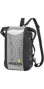 2019 Musto Essential Waterproof Folio Back Pack Black AUBL233