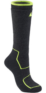 2019 Musto Evolution Thermolite Extreme Socken Schwarz AE0342