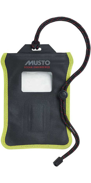 2018 Musto Evolution Waterproof Smart Phone Case Black AE0710