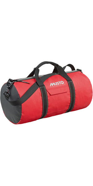 2019 Musto Genoa Medium Carryall Rouge AL3102