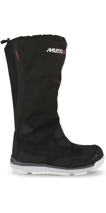2021 Musto Gore-Tex Ocean Racer Sailing Boots Black FUFT001