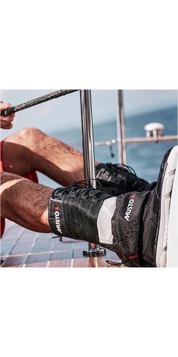 2020 Musto Gore tex Ocean Racer Seilsko Støvler Svart