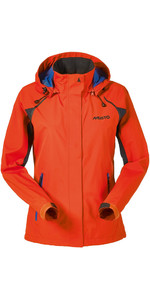 Musto Féminine Evolution Sardinia Veste Gore-tex Feu De Se1840 Orange