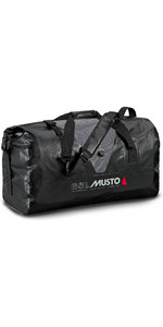 2019 Musto MW Dry Carryall 65L BLACK / GREY AL3302