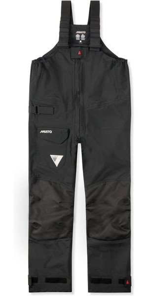 2019 Musto Mens BR1 Sailing Trousers Black SMTR043