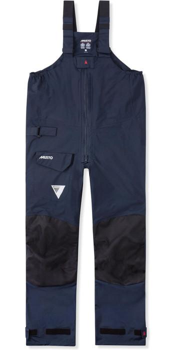 2021 Musto Mens BR1 Sailing Trousers Navy SMTR043