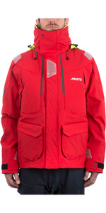 2020 Musto Mens BR2 Offshore Jacket True Red SMJK052