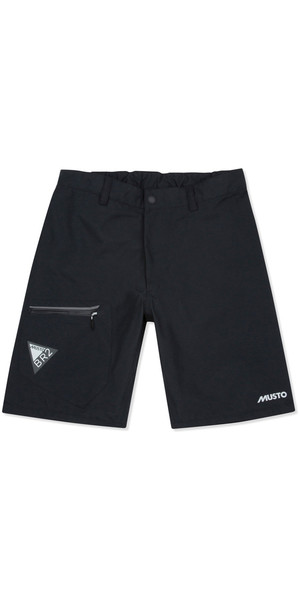 2019 Musto BR2 Race Lite Short heren Black SMST006
