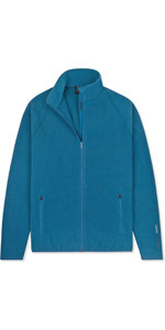 2019 Musto Mens Crew Fleecejacke Cove Blue EMFL027