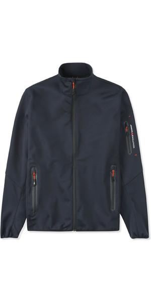 2019 Musto Mens Crew Softshell Jacket Black SE3590