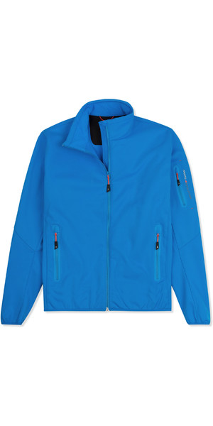 2019 Musto Damen Crew Softshelljacke Brilliant Blue EWJK047