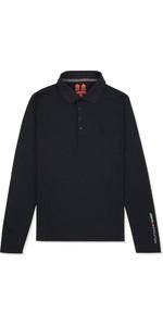 2019 Musto Hommes Evolution Sunblock - Polo Emps011 Noir