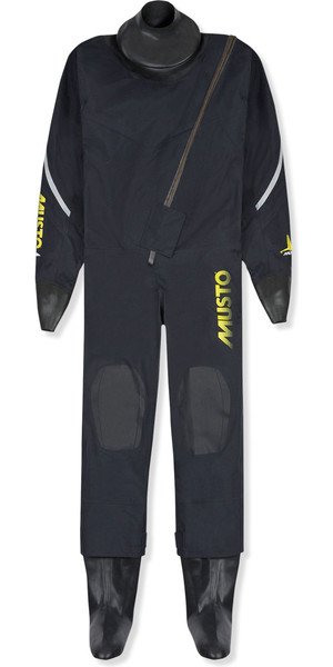 2019 Musto Mens Foiling Muta stagna SMDY004 nera