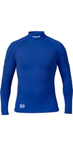 2021 Musto Men's Foiling Protetor Solar Impacto Top Racer Azul Smts014