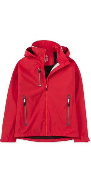 2019 Musto Mens Sardinia BR1 Jacket True Red SMJK057