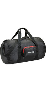 2019 Musto Packaway Holdall negro AUBL042