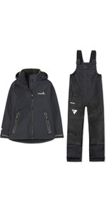 2019 Musto Womens BR1 Inshore Jacket & Trouser Combi Set - Black